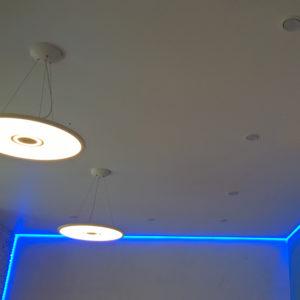 Парящий потолок в детской